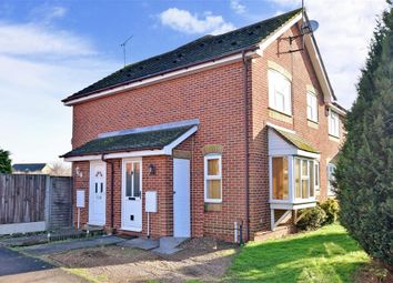 Thumbnail 1 bedroom end terrace house for sale in Gregory Close, Kemsley, Sittingbourne, Kent