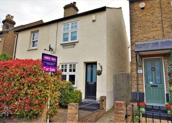 Thumbnail 2 bed semi-detached house for sale in Alfred Road, Buckhurst Hill