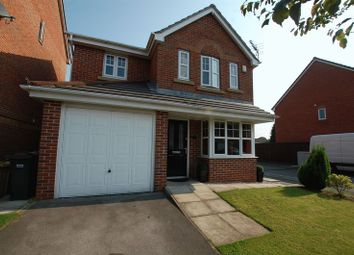 Thumbnail 4 bedroom detached house for sale in Fearney Side, Little Lever, Bolton