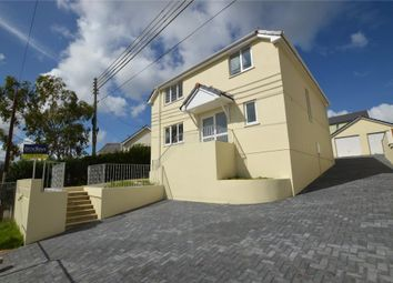Thumbnail 4 bed detached house for sale in Loggans Road, Loggans, Hayle, Cornwall
