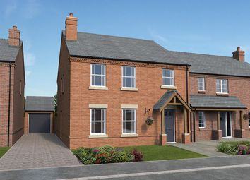 Thumbnail 4 bed property for sale in Norton Hill Gardens, Austrey, Warwickshire