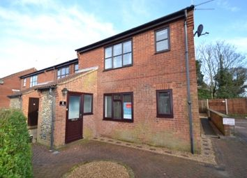 Thumbnail 1 bedroom flat to rent in Swann Grove, Holt