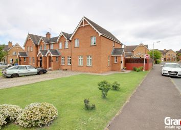 Thumbnail 3 bedroom town house for sale in Ardvanagh Road, Conlig