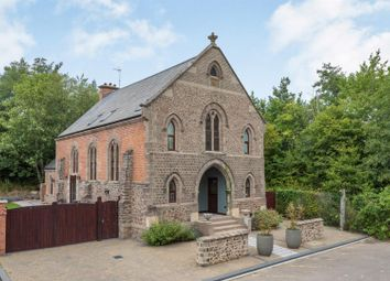 Thumbnail 5 bed detached house for sale in Dovecote Road, Croft, Leicester, Leicestershire