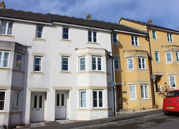 Thumbnail 4 bed terraced house for sale in Larcombe Road, Boscoppa, St. Austell