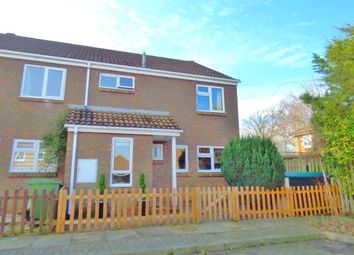 Thumbnail 3 bed semi-detached house for sale in St. Michaels Walk, Hawkinge, Folkestone