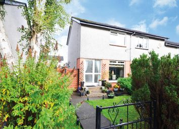 Thumbnail 2 bed end terrace house for sale in Cunningham Drive, Giffnock, Glasgow