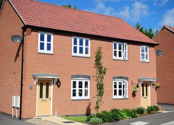 Thumbnail 3 bed semi-detached house for sale in Henhurst Hill, Burton-On-Trent