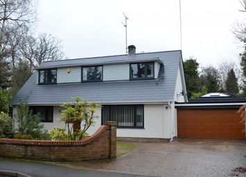 Thumbnail 4 bedroom detached house for sale in Kiln Ride, Finchampstead