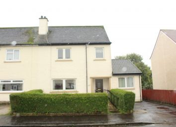 Thumbnail 4 bed end terrace house for sale in Glentyan Avenue, Kilbarchan, Johnstone