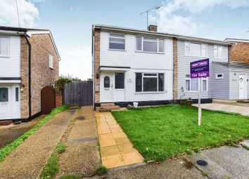 Thumbnail 3 bed semi-detached house to rent in The Avenue, Hullbridge, Hockley