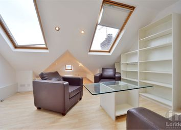 Thumbnail 2 bed flat for sale in Minster Road, West Hampstead Borders, London
