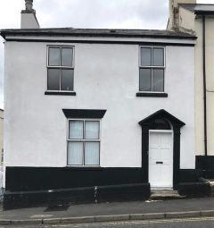 Thumbnail 2 bedroom flat to rent in Vicar Street, Dudley