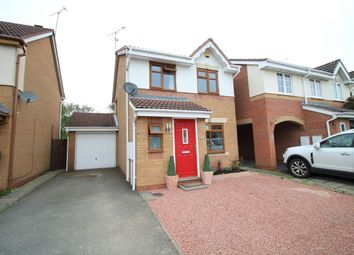 Thumbnail 3 bedroom detached house for sale in Beechcroft, Bedworth