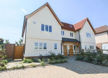 Thumbnail 3 bed semi-detached house for sale in Whiteditch Lane, Newport, Saffron Walden