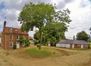 Thumbnail 5 bed farmhouse for sale in High Street, Widford, Ware