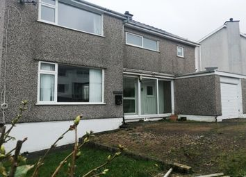 Thumbnail 5 bed detached house to rent in Trefonwys, Bangor