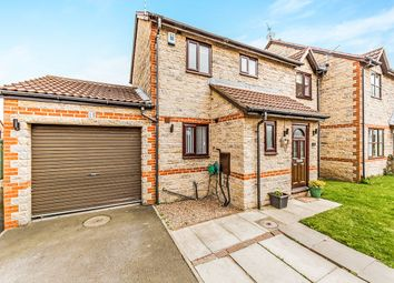 Thumbnail 3 bed semi-detached house for sale in Orchard Close, Kirk Sandall, Doncaster