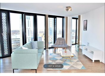 Thumbnail 3 bed flat to rent in Unex Tower, London