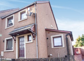 Thumbnail 2 bedroom semi-detached house for sale in Colquhoun Terrace, Stirling