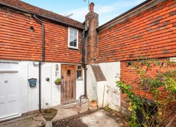 Thumbnail 1 bed terraced house for sale in London Road, Hurst Green, Etchingham, East Sussex