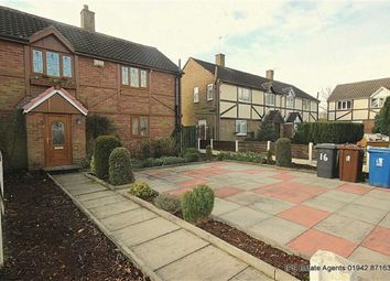 Thumbnail 3 bed semi-detached house to rent in Lowe Avenue, Atherton, Manchester