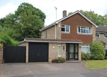 Thumbnail 3 bedroom detached house for sale in Chart House Road, Ash Vale