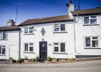 Thumbnail 2 bedroom cottage for sale in Trowley Hill Road, Flamstead, Herts