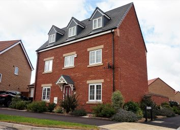 Thumbnail 6 bedroom detached house for sale in Loch Lomond Way, Orton Northgate