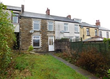 Thumbnail 3 bed terraced house to rent in Garth Terrace, Bassaleg, Newport