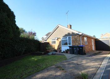 Thumbnail 2 bed detached bungalow for sale in Calstock Close, Abington, Northampton