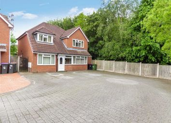 Thumbnail 4 bedroom detached house for sale in St Agathas Close, Wellington, Telford, Shropshire