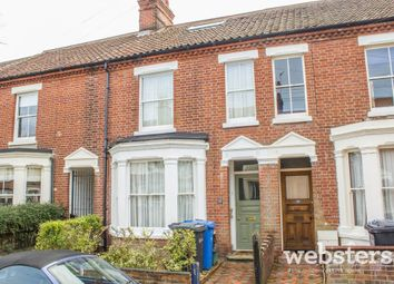Thumbnail 3 bedroom terraced house to rent in Whitehall Road, Norwich