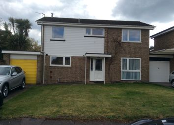 Thumbnail 4 bed detached house for sale in Evesham Close, Cheam