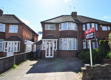 Thumbnail 3 bed semi-detached house to rent in Great Stone Road, Northfield, Birmingham