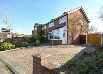 Thumbnail 3 bed semi-detached house for sale in The Avenue, Eccleston, St Helens
