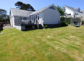 Thumbnail 3 bed bungalow for sale in Abersoch, Gwynedd
