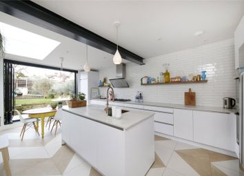 Thumbnail 3 bed end terrace house for sale in Rothesay Road, London