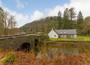 Thumbnail 2 bedroom detached house for sale in Strachur, Cairndow, Argyll And Bute