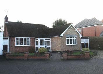 Thumbnail 2 bed detached bungalow for sale in Penny Long Lane, Leicester Forest East, Leicester
