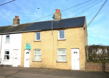Thumbnail 3 bed end terrace house for sale in High Street, Offord D'arcy, St. Neots