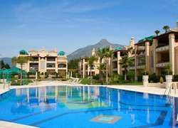 Thumbnail 3 bed apartment for sale in Puerto Banus, Malaga, Andalusia, Spain