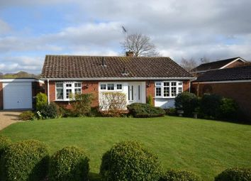 Thumbnail 3 bed detached bungalow for sale in St. Marys Close, Heacham, King's Lynn