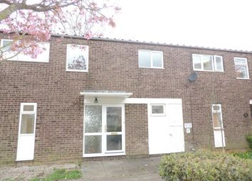 Thumbnail 3 bed terraced house to rent in Willonholt, Ravensthorpe, Peterborough.