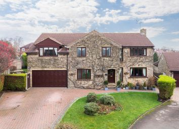Thumbnail 5 bed detached house for sale in Meadow Garth, Bramhope, Leeds