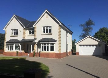 Thumbnail 5 bed detached house to rent in Connah's Quay Road, Northop, Mold