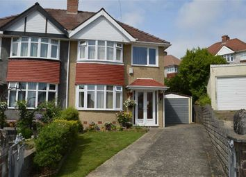 Thumbnail 3 bedroom semi-detached house for sale in Lon Coed Parc, Swansea