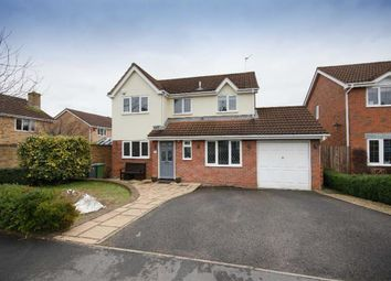 Thumbnail 4 bed detached house for sale in Church Lane, Downend, Bristol