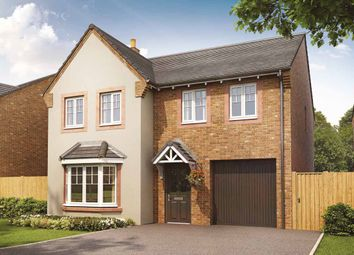 Thumbnail 4 bedroom detached house for sale in Plot 130, The Haddenham, Meadowbrook, Durranhill, Carlisle