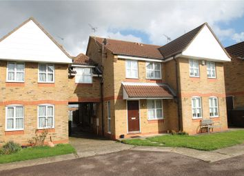 Thumbnail 2 bed end terrace house for sale in St Clements Close, Northfleet, Kent